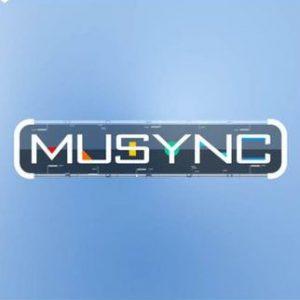 音樂遊戲「MUSYNC」